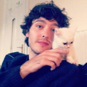 alexander vlahos kitten