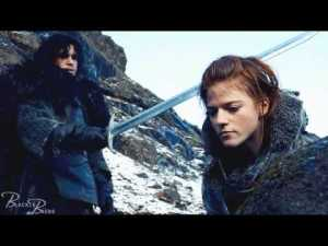 I actually love Ygritte but god damn it...