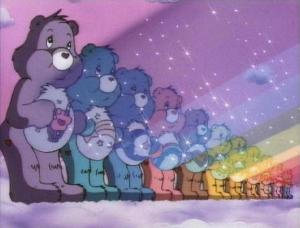 The Care Bears were the real villains all along...
